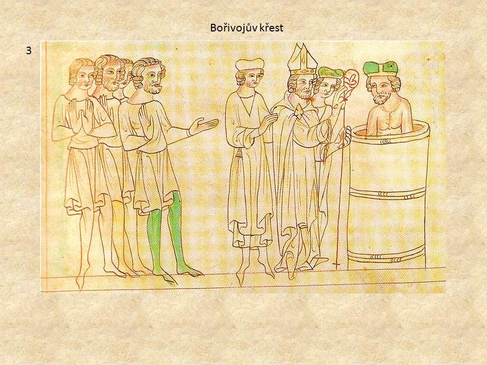 Bořivojův křest 3