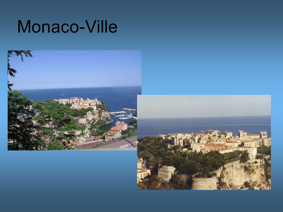 Monaco-Ville