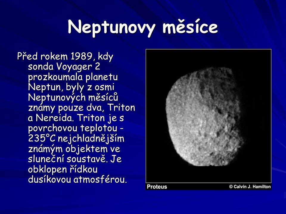 Neptunovy měsíce