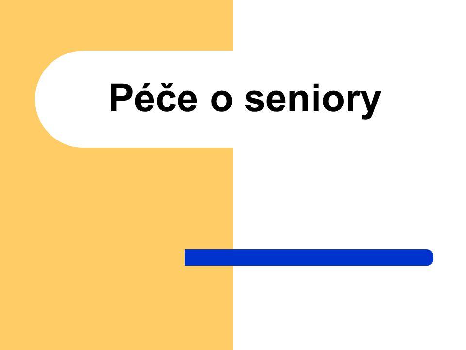 Péče o seniory