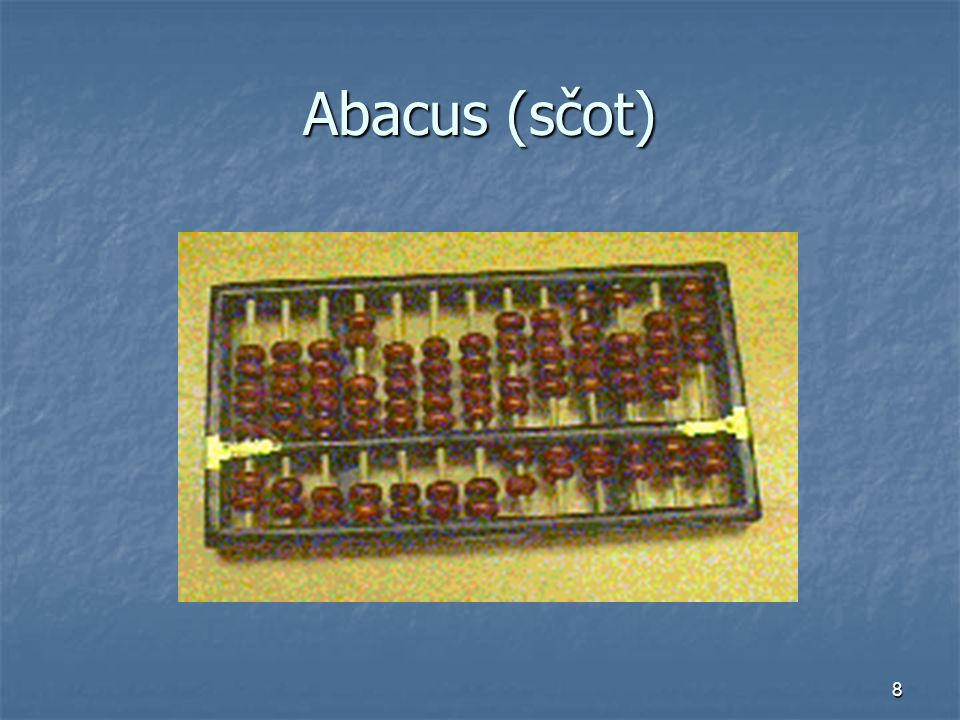 Abacus (sčot)