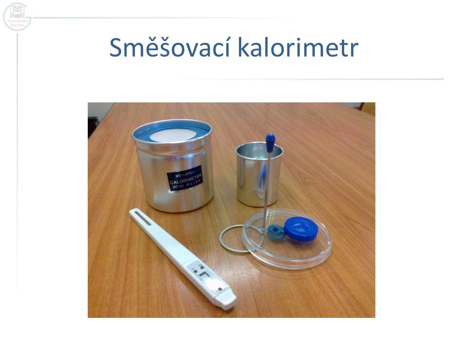 Směšovací kalorimetr