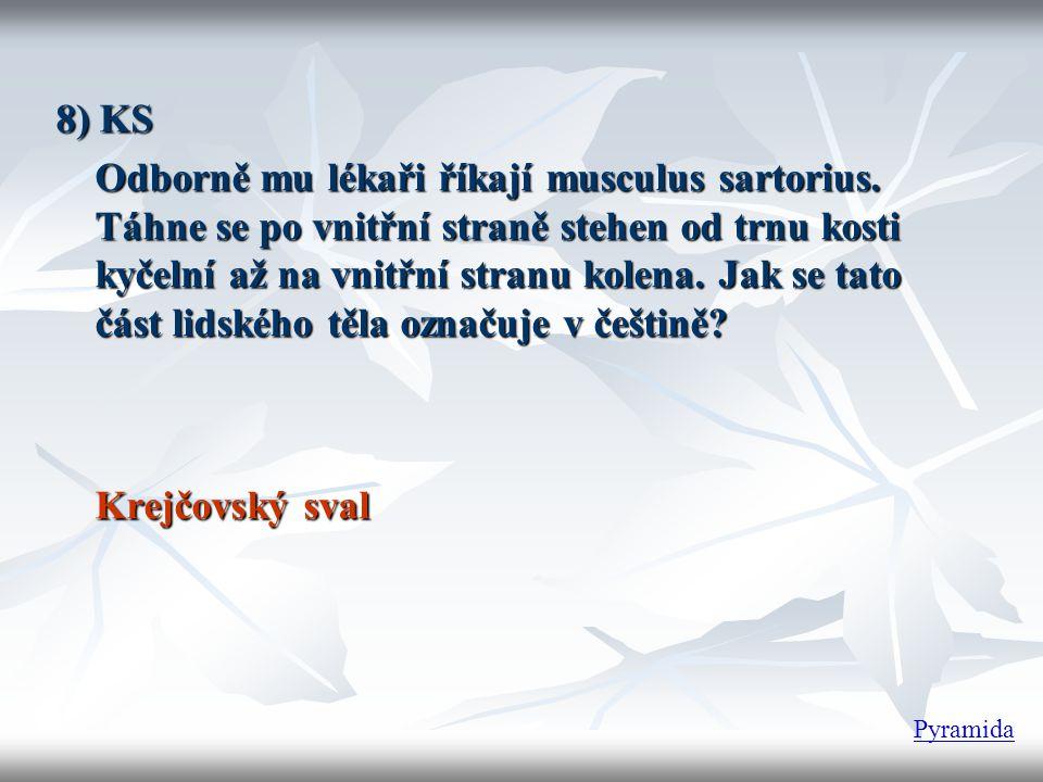 8) KS