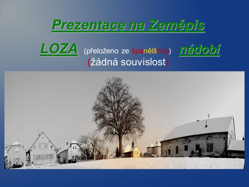 LOZA (přeloženo ze španělštiny) nádobí