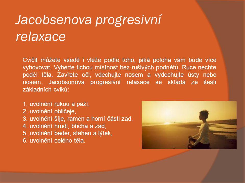 Jacobsenova progresivní relaxace