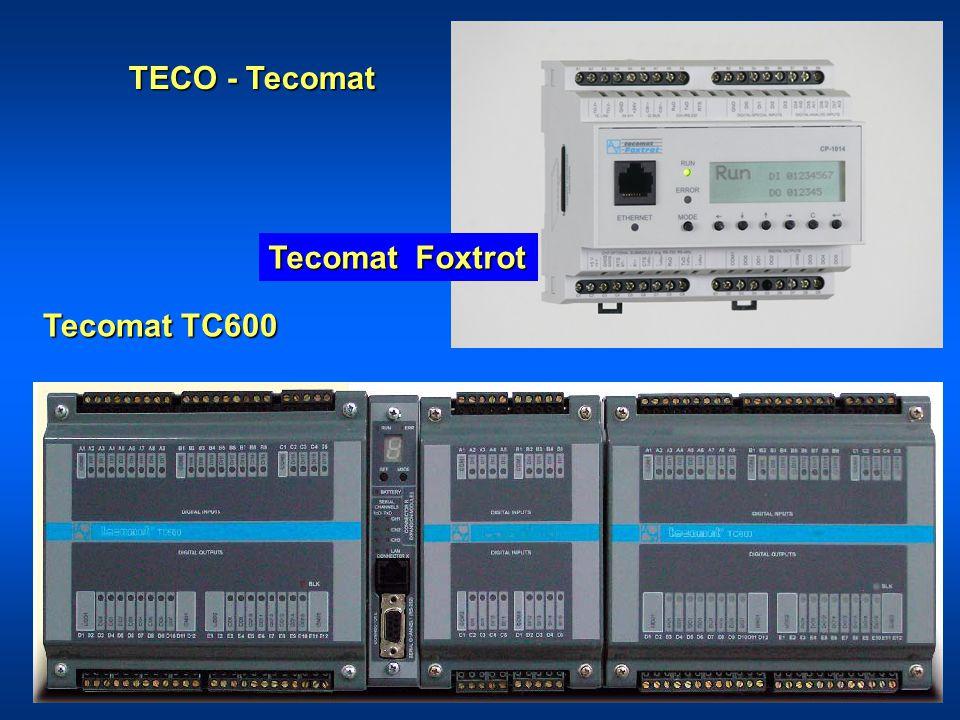 TECO - Tecomat Tecomat Foxtrot Tecomat TC600