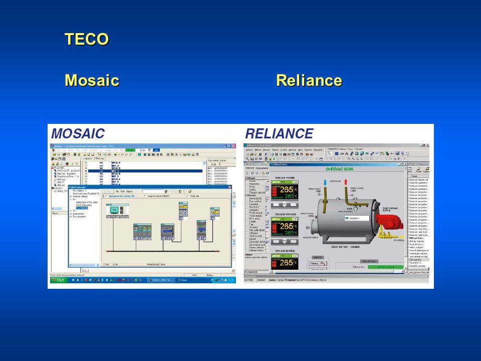 TECO Mosaic Reliance