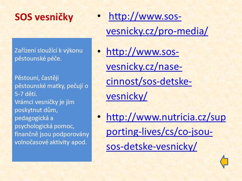 http://www.sos- vesnicky.cz/pro-media/