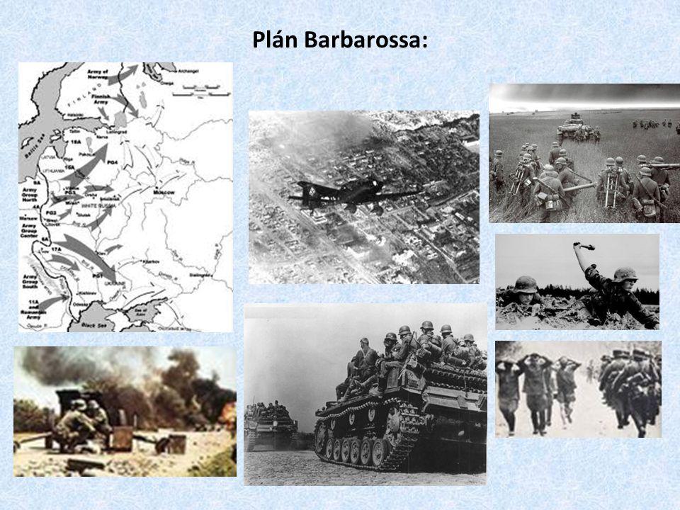 Plán Barbarossa: