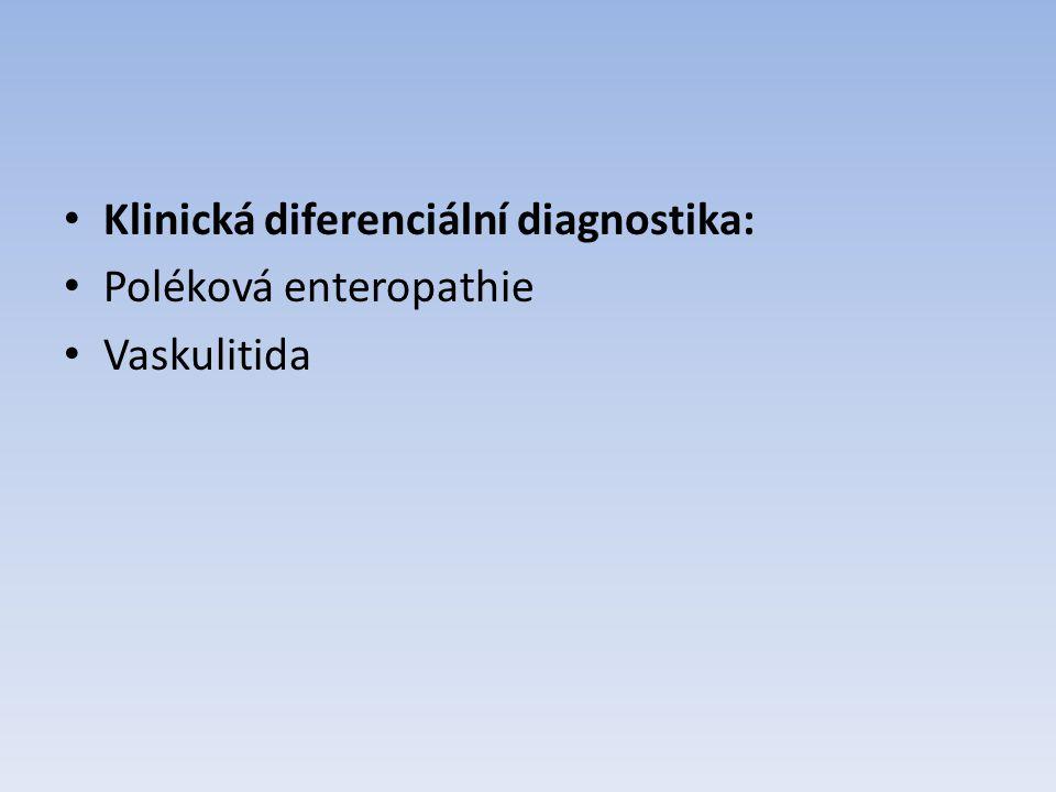 Klinická diferenciální diagnostika: