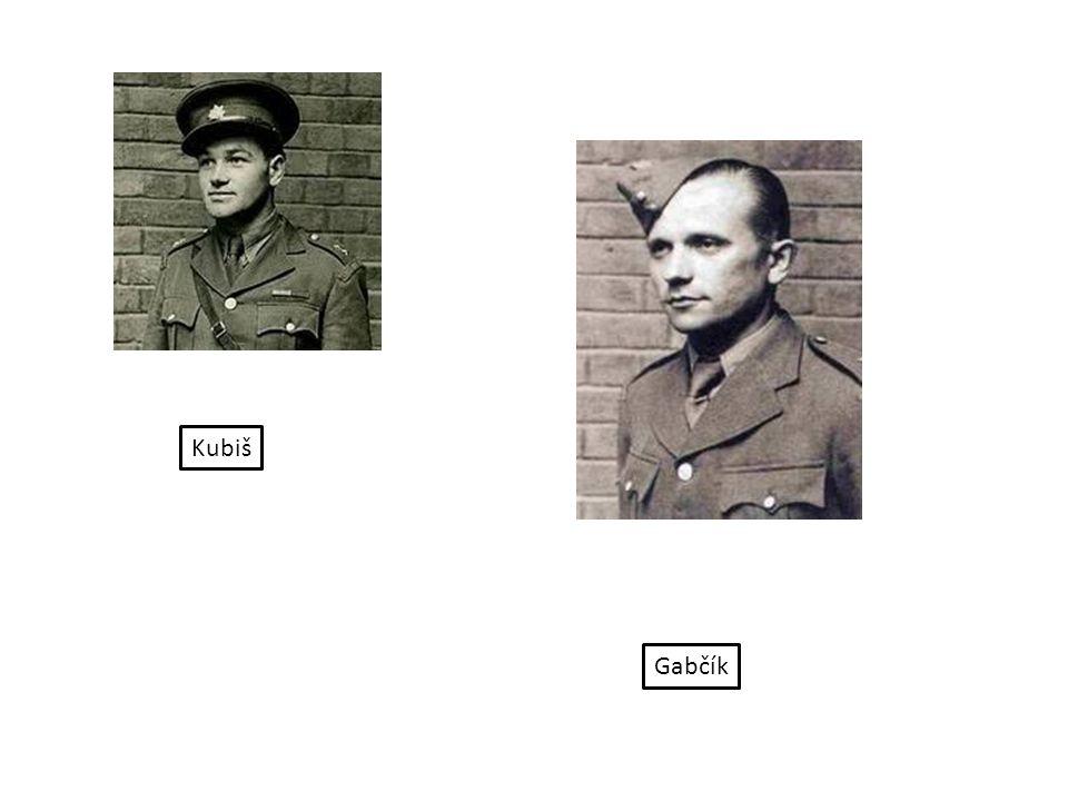 Kubiš Gabčík