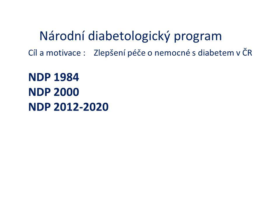 Národní diabetologický program