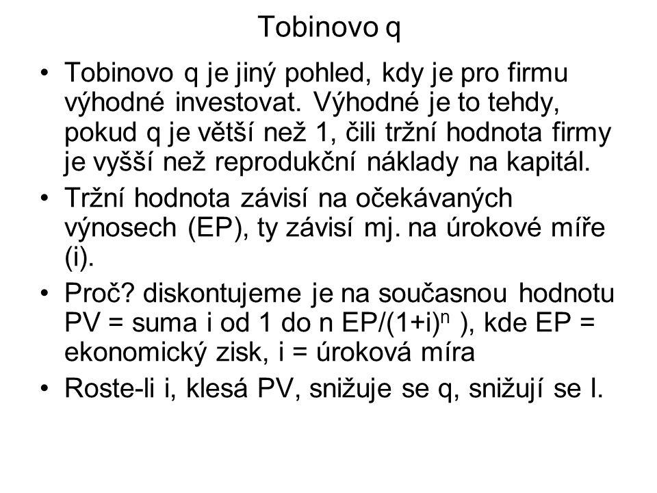 Tobinovo q