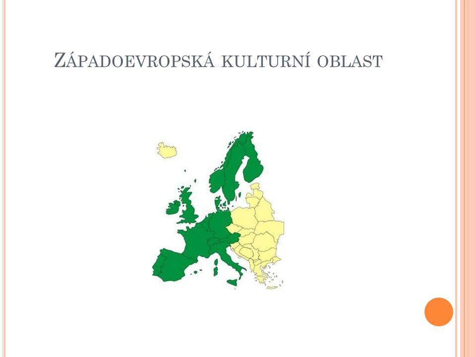 Západoevropská kulturní oblast