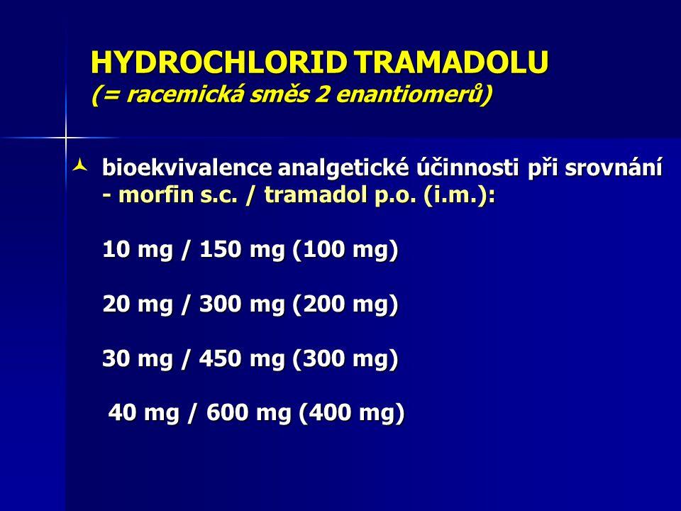 HYDROCHLORID TRAMADOLU