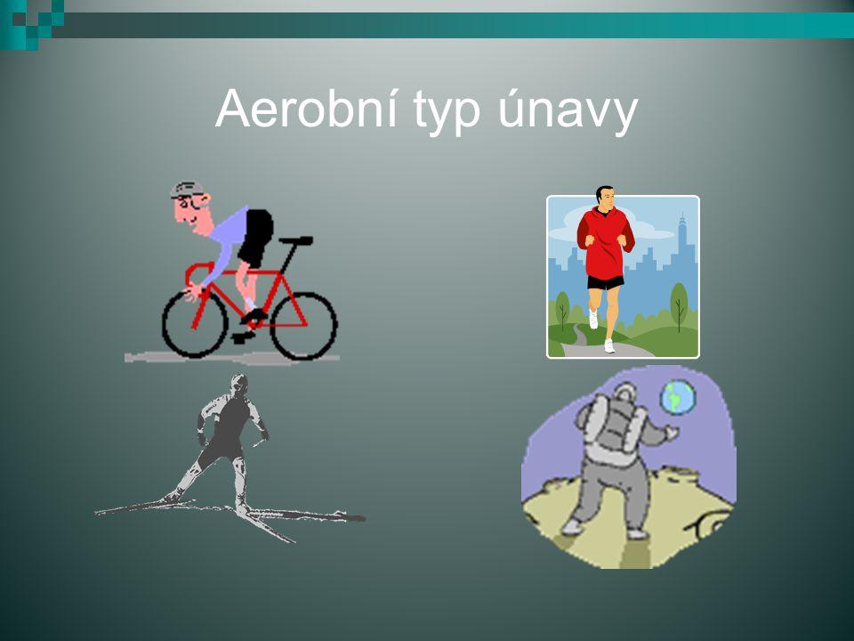 Aerobní typ únavy