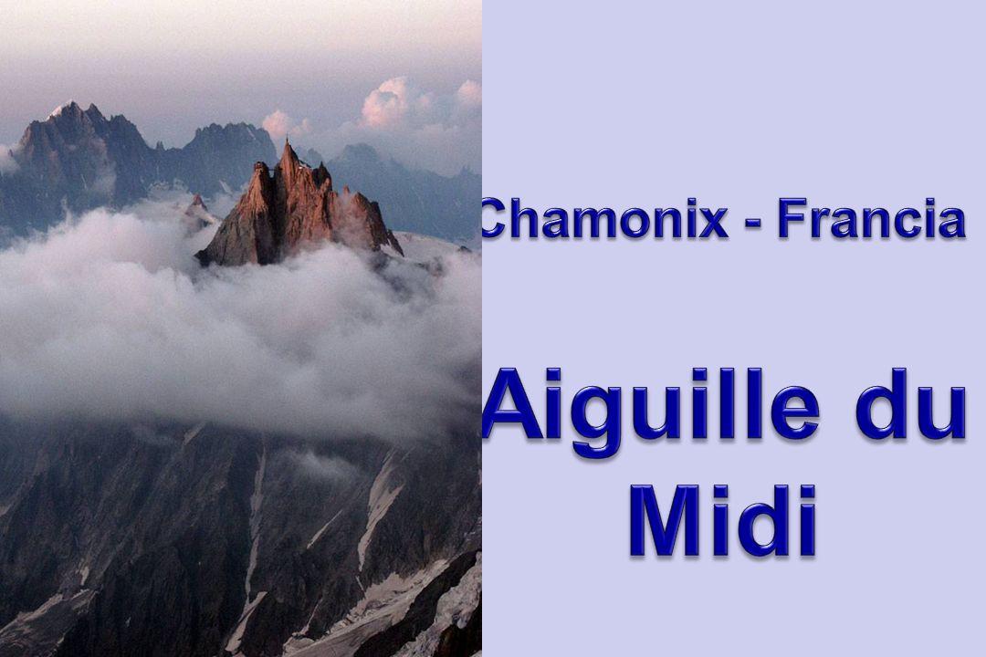 Chamonix - Francia Aiguille du Midi