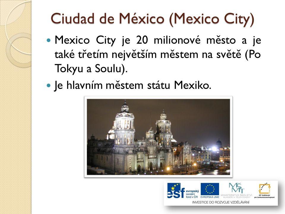 Ciudad de México (Mexico City)