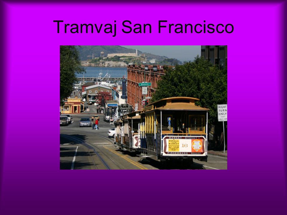 Tramvaj San Francisco