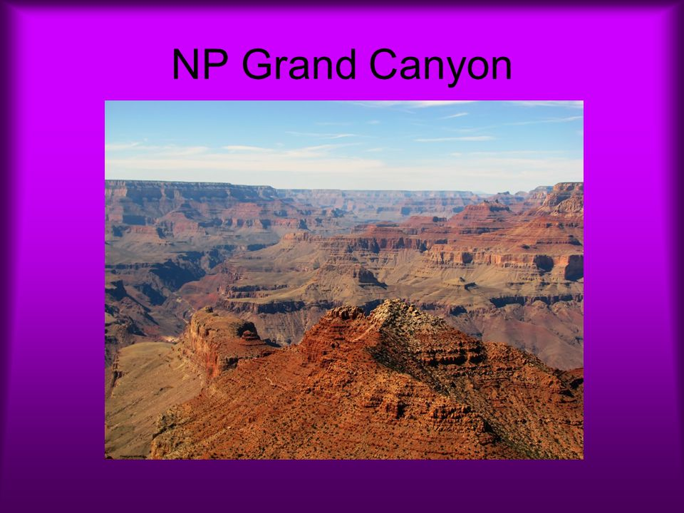 NP Grand Canyon
