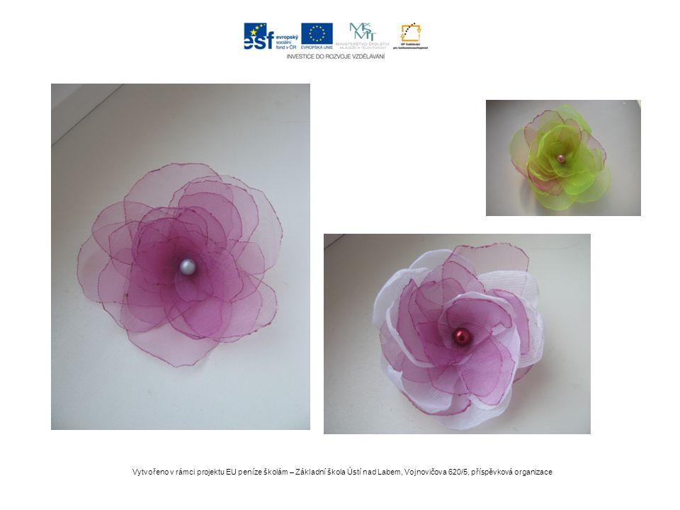 Vytvořeno v rámci projektu EU peníze školám – Základní škola Ústí nad Labem, Vojnovičova 620/5, příspěvková organizace