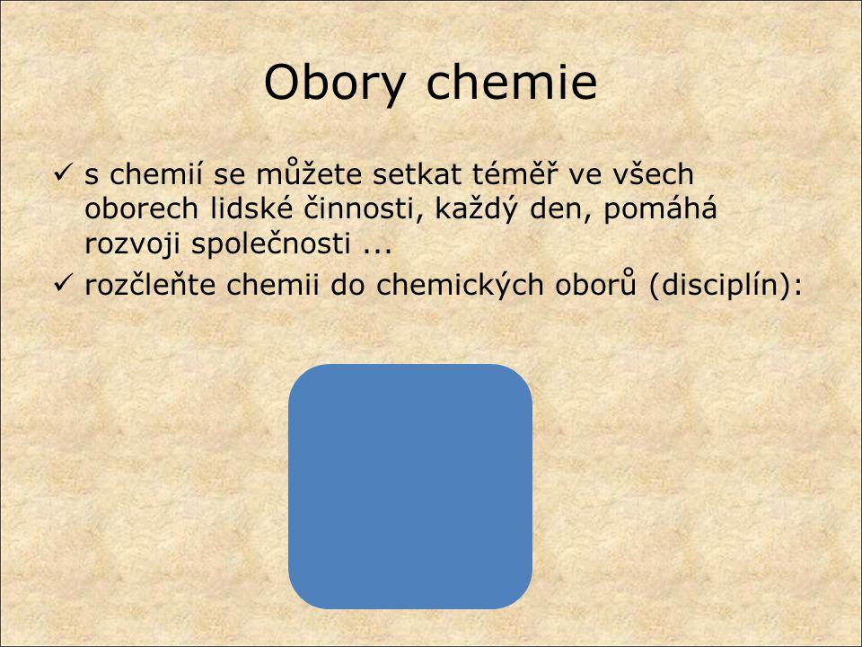makromolekulární chemie
