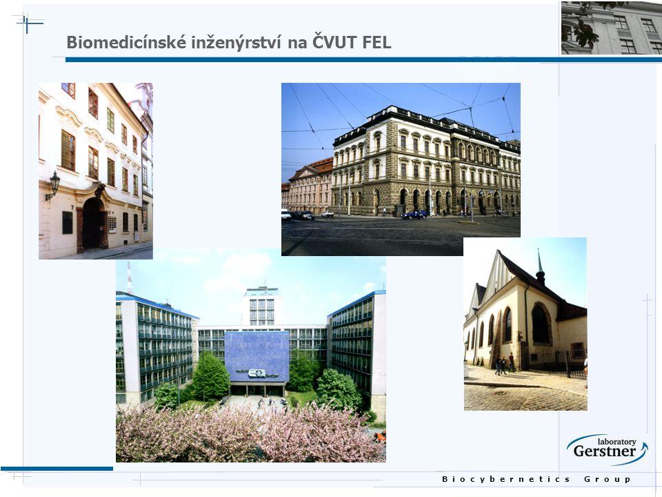 Biomedicínské inženýrství na ČVUT FEL