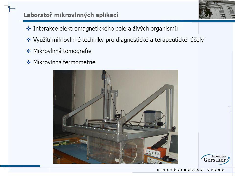 Laboratoř mikrovlnných aplikací