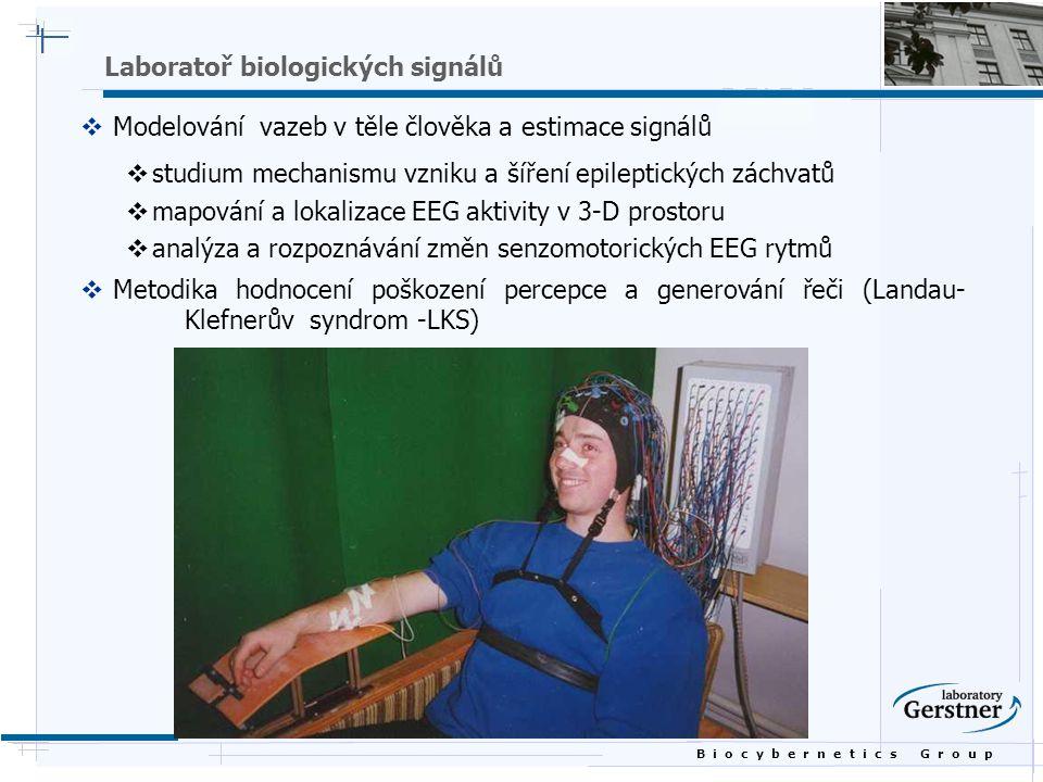 Laboratoř biologických signálů