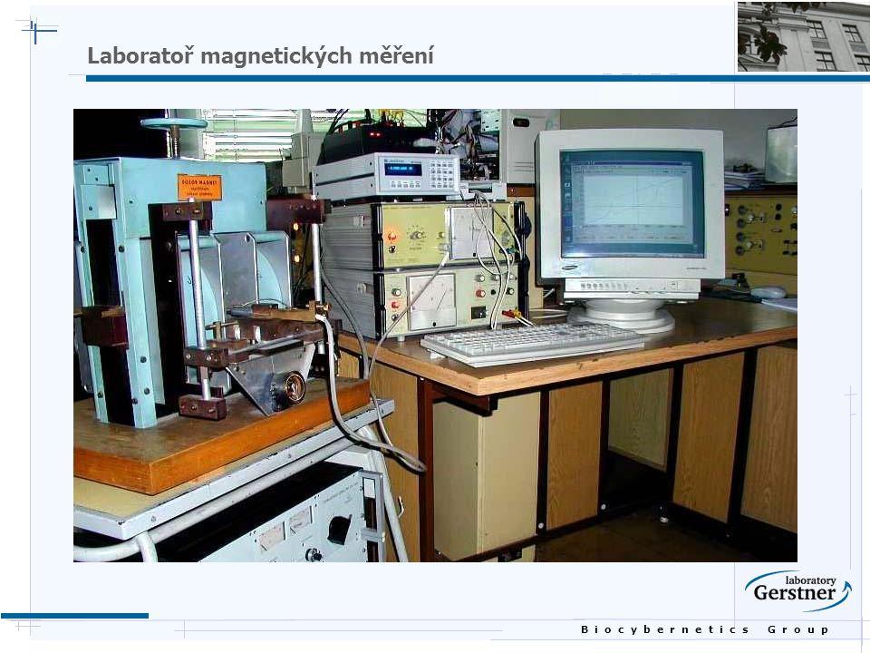 Laboratoř magnetických měření