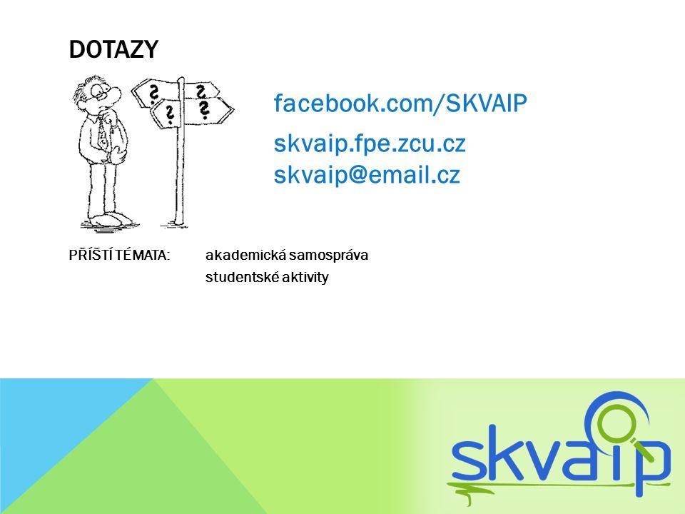 skvaip.fpe.zcu.cz skvaip@email.cz