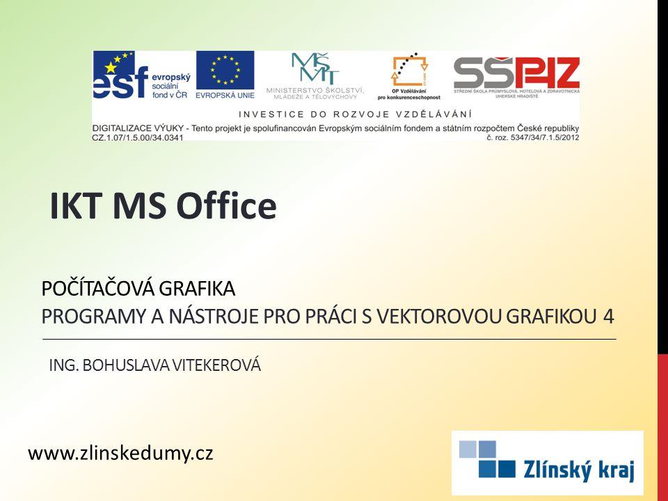 Ing. Bohuslava Vitekerová