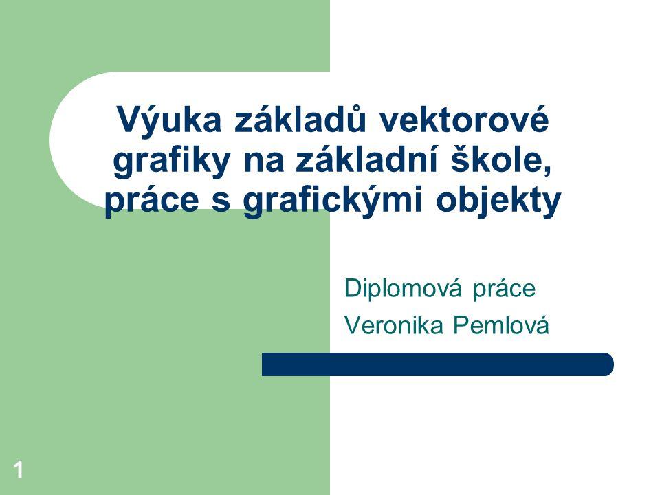 Diplomová práce Veronika Pemlová