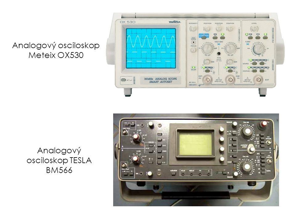 Analogový osciloskop Meteix OX530