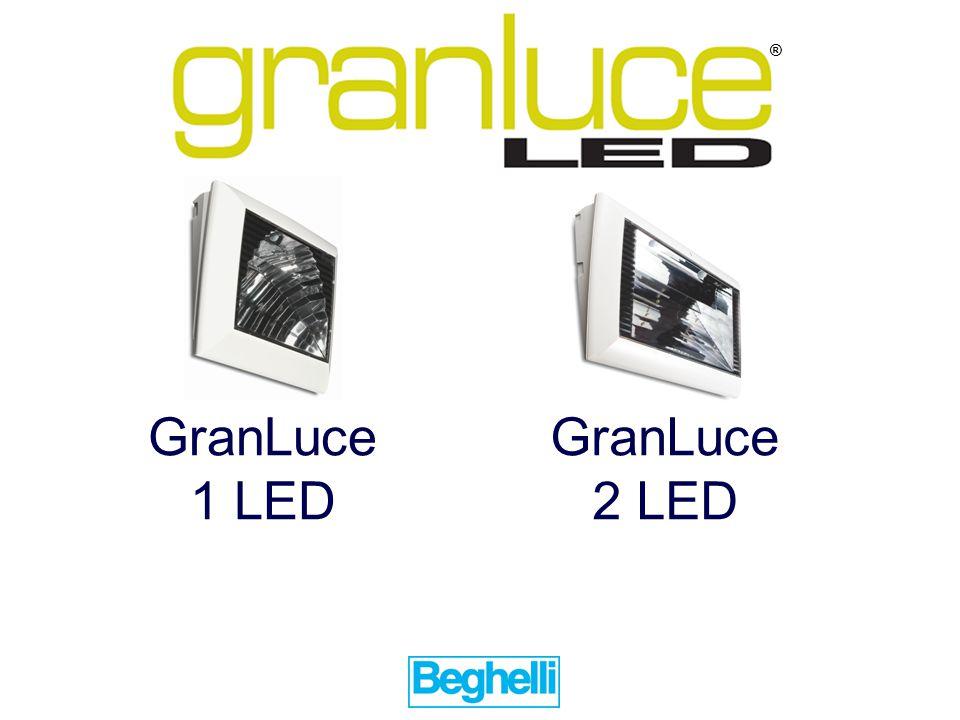 ® GranLuce 1 LED GranLuce 2 LED