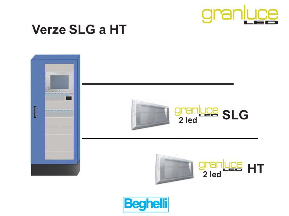 Verze SLG a HT SLG 2 led HT 2 led