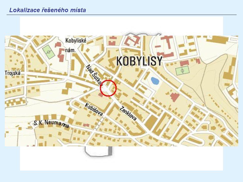 Lokalizace řešeného místa