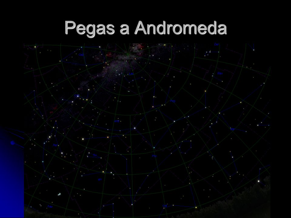 Pegas a Andromeda