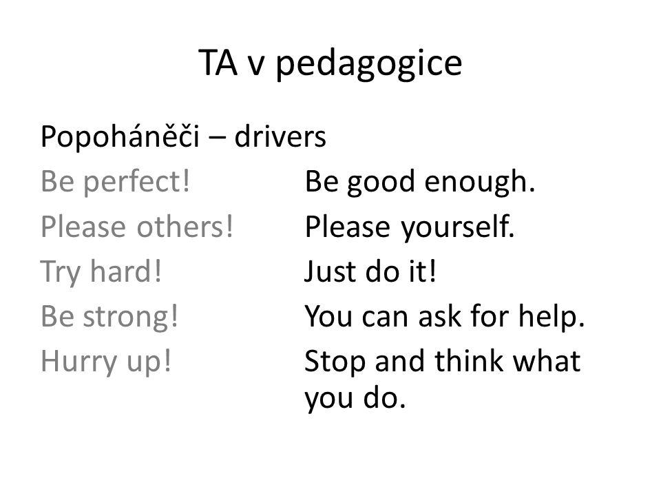 TA v pedagogice
