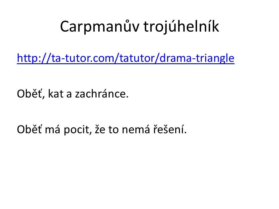 Carpmanův trojúhelník