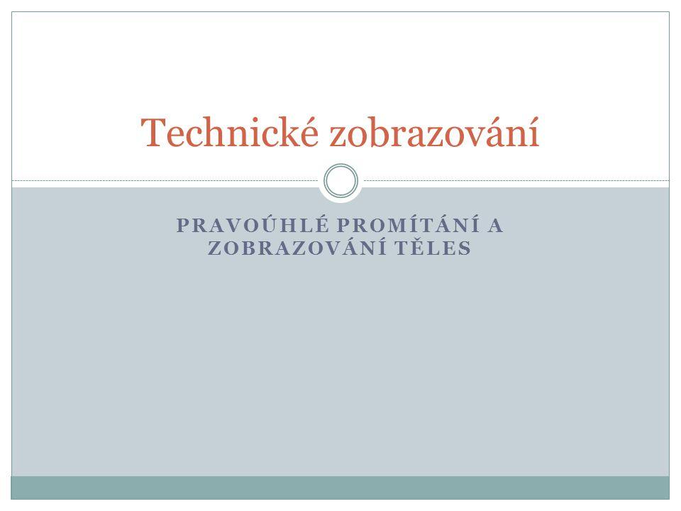 Technické zobrazování