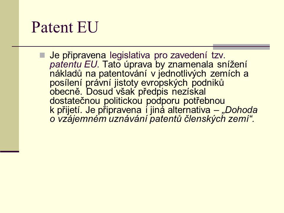 Patent EU