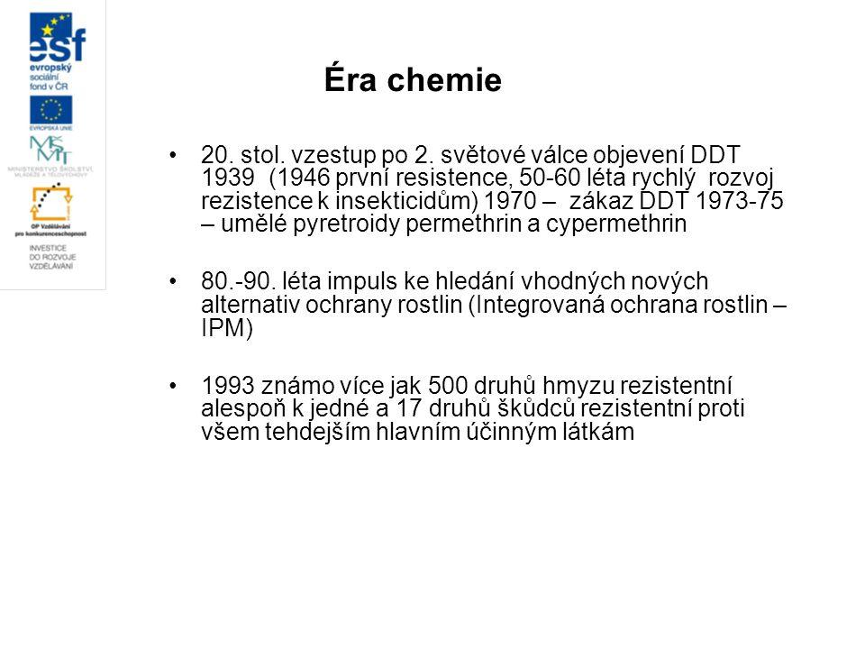Éra chemie