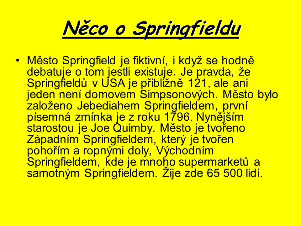 Něco o Springfieldu