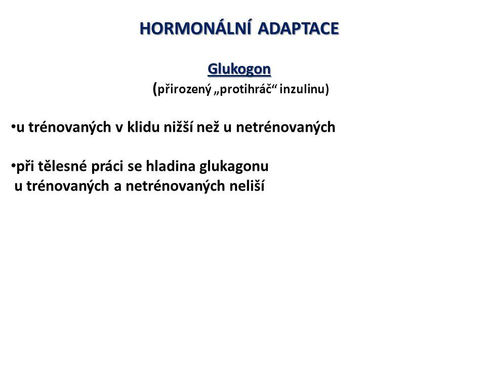 """(přirozený """"protihráč inzulinu)"""
