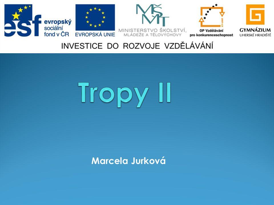 Tropy II Marcela Jurková