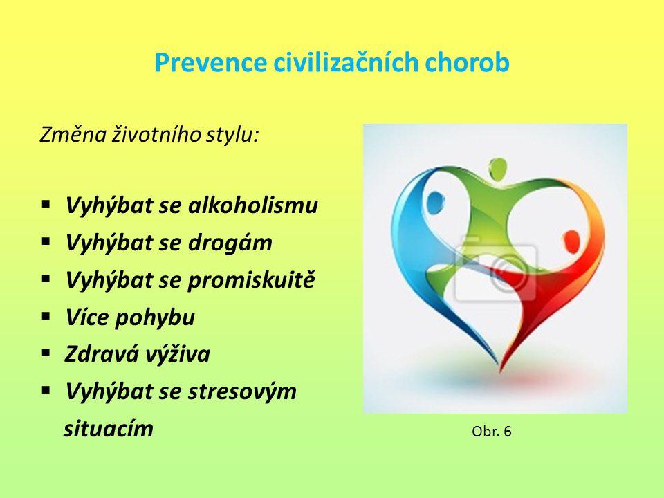 Prevence civilizačních chorob