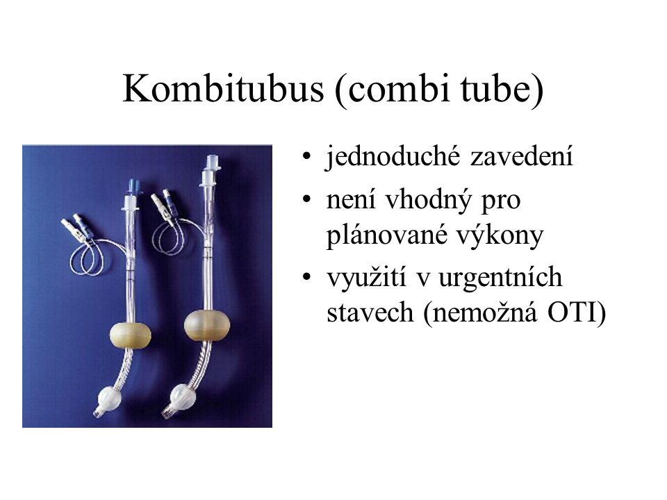 Kombitubus (combi tube)
