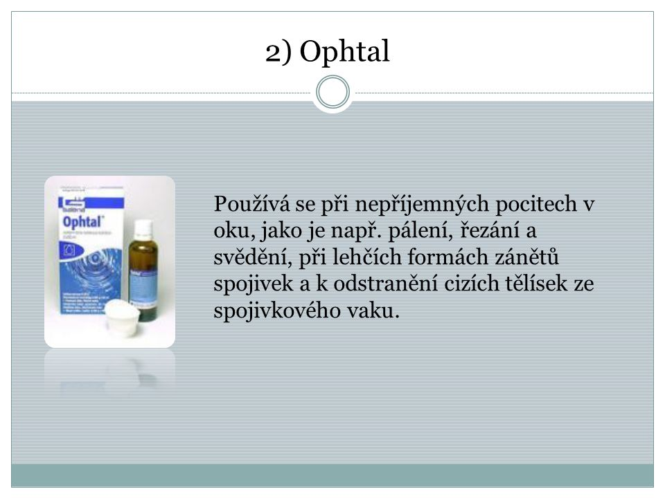 2) Ophtal