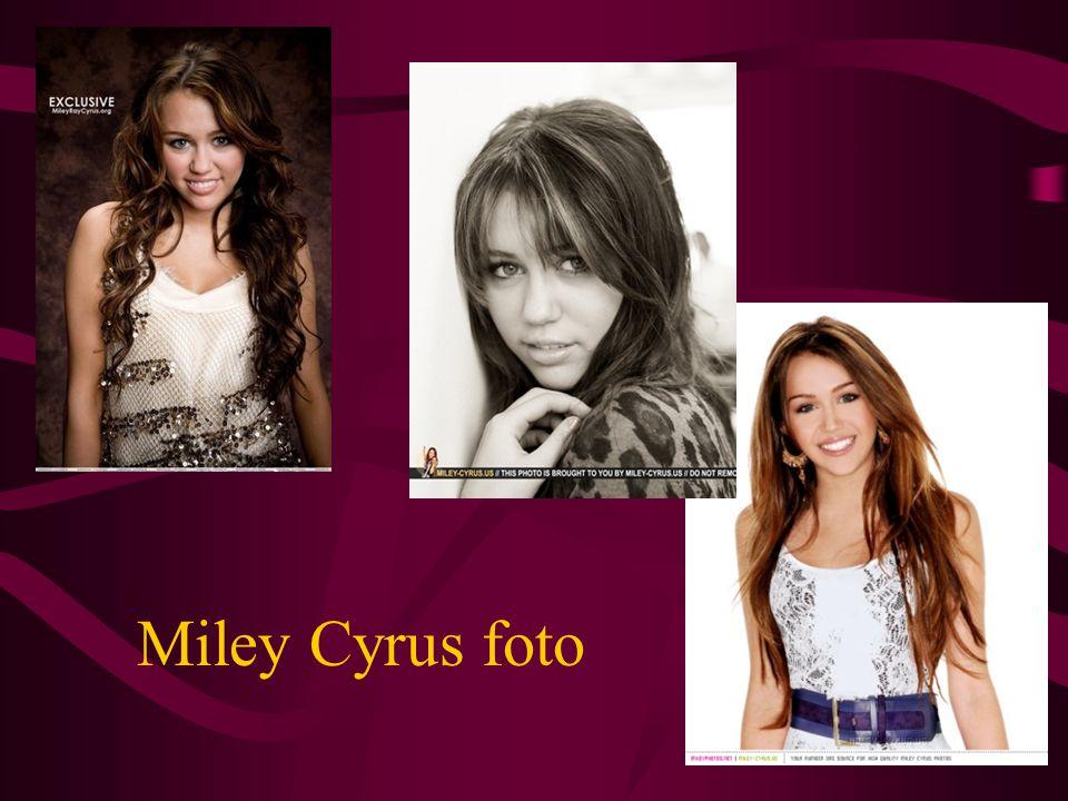 Miley Cyrus foto